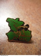 A032 -- Pin's CANGJ SRV PAC - Athletics