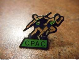 A032 -- Pin's CPAC -- Exclusif Sur Delcampe - Gymnastique