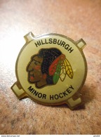 A032 -- Pin's Minor Hockey - Sports D'hiver