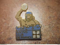A032 -- Pin's Racing Club De France - Water-Polo