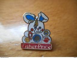 A033 -- Pin's Fischer Price -- Dernier Vendu 05/2014 - Jeux
