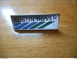 A002 -- Pin's Austin Rover -- Exclusif Sur Delcampe - Autres