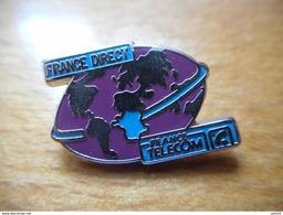 A006 -- Pin's Tosca -- France Télécom FRance Direct - France Telecom