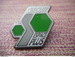 A008 -- Pin's Circuit Espace Plus -- Exclusif Sur Delcampe - Automobile - F1
