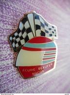 A008 -- Pin's Ecurie Beaufer Macon -- Exclusif Sur Delcampe - Automobile - F1