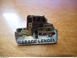 A008 -- Pin's Garage Lenoel -- Exclusif Sur Delcampe - Autres