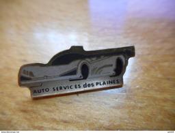 A017 -- Pin's Auto Services Des Plaines - Autres