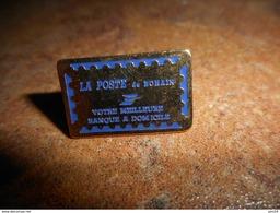 A021 -- Pin's La Poste Bohain - Post