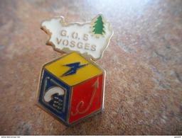 A021 -- Pin's La Poste GOS Vosges - Postwesen
