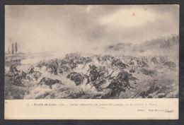 94979/ 1870, Bataille De Sedan, Charge Du Général Margueritte Sur Le Plateau De Floing - Altre Guerre