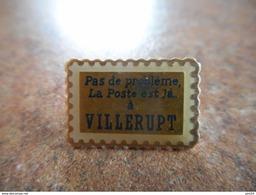 A021 -- Pin's La Poste Villerupt - Postes