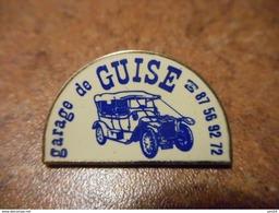 A022 -- Pin's Garage De Guise - Autres