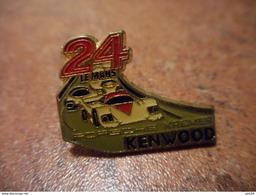 A022 -- Pin's 24H Du Mans Porsche Premier Kenwood - F1
