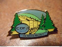 A022 -- Pin's Cora Remiremont - Merken