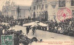 PIE.Z.G.M.19-0268 : ROUBAIX. LA FETE DU CORSO FLEURI. - Roubaix