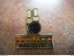 A025 -- Pin's Bowling Vandoeuvre - Bowling