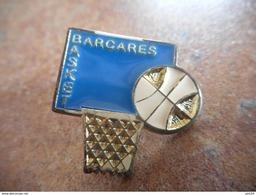 A025 -- Pin's Basket Barcares - Pallacanestro