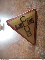 A025 -- Pin's Bowling Club Calais - Bowling