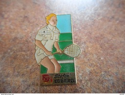 A025 -- Pin's Fuji Stefan Edberg - Tennis
