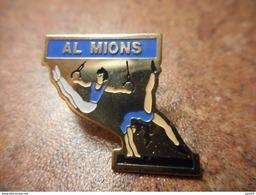 A028 -- Pin's AL Mions - Gimnasia