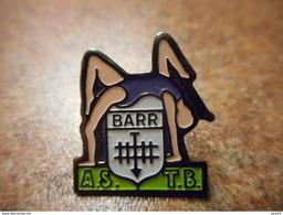 A028 -- Pin's AS Barr - Gymnastique