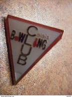 A028 -- Pin's Bowling Club Calais - Bowling