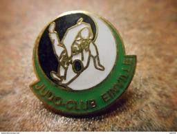 A028 -- Pin's Judo Club Einville - Judo