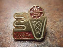 A029 -- Pin's Basket Neuves Maisons 1932 1992 - Basketball