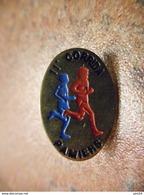 A029 -- Pin's 11eme Corrida Pamiers - Athletics