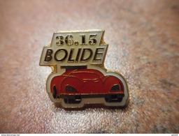 A029 -- Pin's 3615 Bolide -- Exclusif Sur Delcampe - Autres