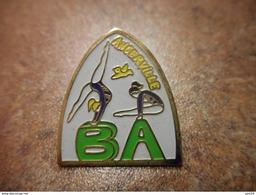 A029 -- Pin's Ancerville BA - Gimnasia