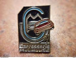 A029 -- Pin's Carrosserie Mulhouse - Autres