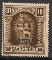 Saar - 1935 - N°Yv. 188 - Volksabstimmung - Neuf Luxe ** / MNH / Postfrisch - 1920-35 Société Des Nations