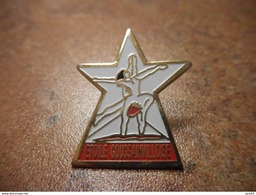 A029 -- Pin's Etoile Goussainvilloise - Gymnastique
