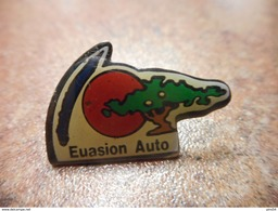 A029 -- Pin's Evasion Auto -- Exclusif Sur Delcampe - Autres