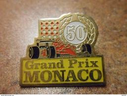 A029 -- Pin's Grand Prix Monaco - F1