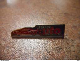 A029 -- Pin's L'Espace Auto Pneus 54 - Autres