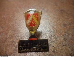 A029 -- Pin's Ligue D'Alsace D'Athletisme - Athletics