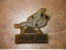 A029 -- Pin's Lorraine Judo - Judo