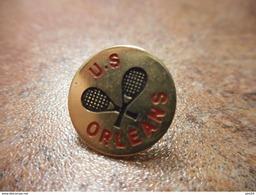 A029 -- Pin's US Orleans - Tennis