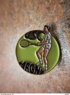 A029 -- Pin's USC Magny - Tennis