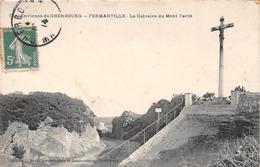 Environs De CHERBOURG - FERMANVILLE - Le Calvaire Du Mont Varin - Cherbourg