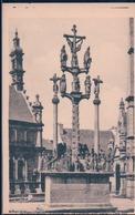 POSTAL FRANCIA - ST THEGONNEC - FINISTERA - LE CALVAIRE - COTE SUD - Francia