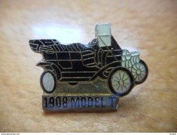 A001 -- Pin's Ford 1908 MODEL T - Ford