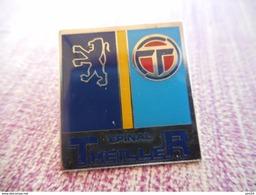 A001 -- Pin's Peugeot Theiller - Peugeot