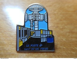 A001 -- Pin's La Poste Saint Die Des Vosges - Postes