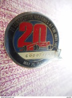A002 -- Pin's 20 Consecutive Victories Goodyear - Automobile - F1