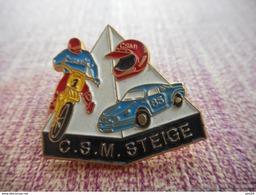 A002 -- Pin's CSM Steige - Autres