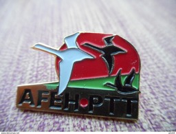 A004 -- Pin's La Poste AFEH PTT - Postes