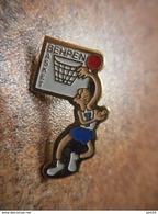 A032 -- Pin's Basket Behpen - Basketball